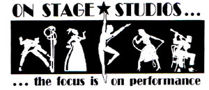 On Stage Dance Studios for professional dance instruction and dance classes