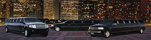Ride the cars that ride the stars! Ride Adventure Limousine.